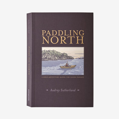 Paddling North (Paperback) BK223