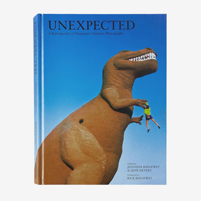 Unexpected 30 Years of Patagonia Photography BK550