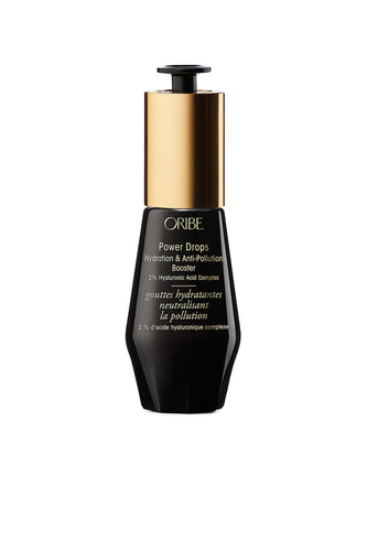 Oribe Signature Power Drops for Hydration & Anti-Pollution Booster 2% Hyaluronic Acid Complex