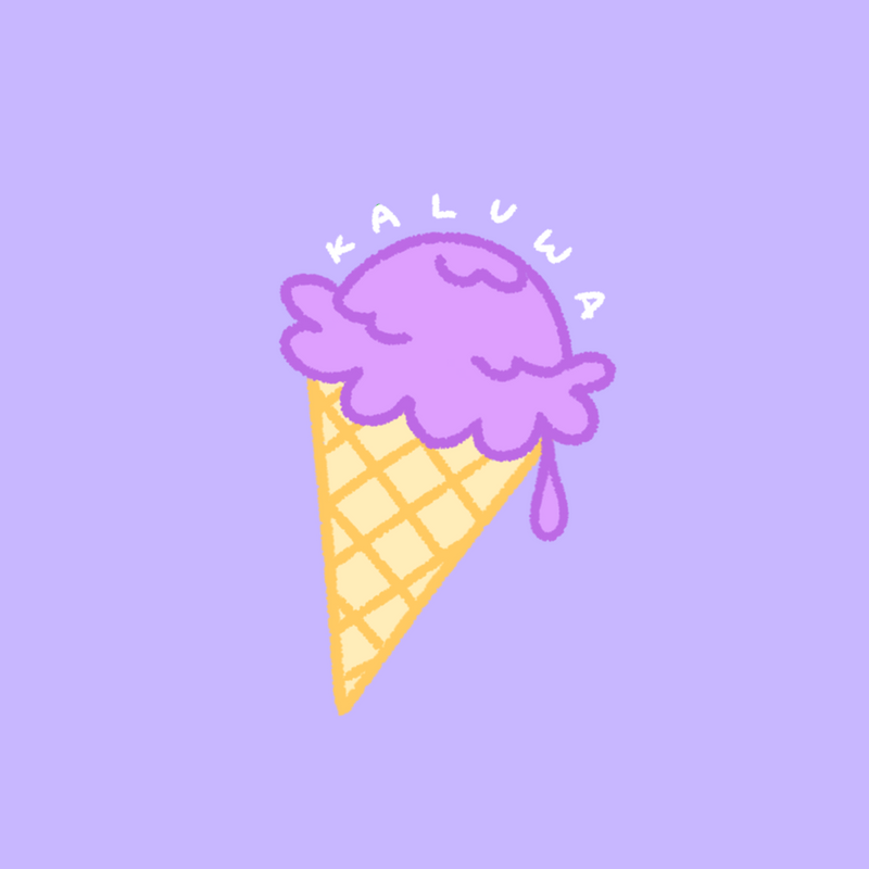 Halo Halo Ice Cream Graphic Tee Pre-Order