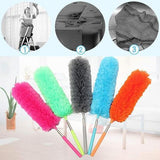 Retractable Clean Soft Brush