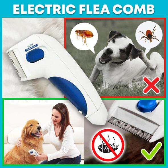 Flea Doctor Electric Comb