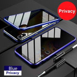 Spy-Protect Magnetic Phone Case SamSung