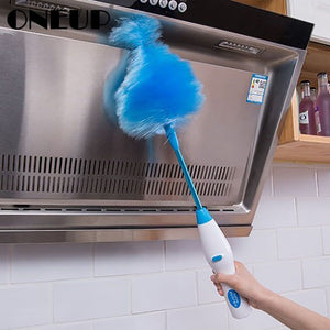 Makes Dusting Fun & Easy