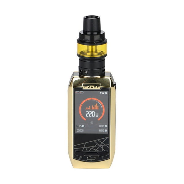 220W GEN TC Kit with 8ml SKRR-S Tank