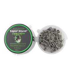 50 Pieces A1 Heating Wire Coil RDA