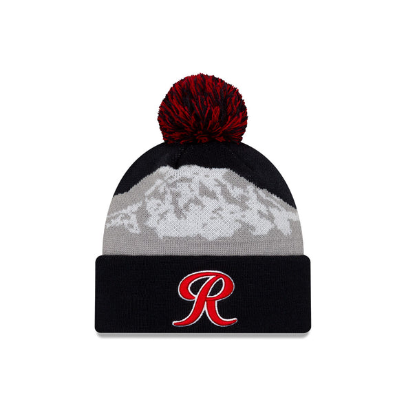 Tacoma Rainiers Navy Mountain Knit