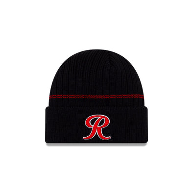 Tacoma Rainiers Navy Team Knit