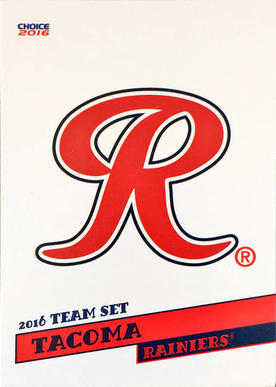 Tacoma Rainiers 2016 Team Set