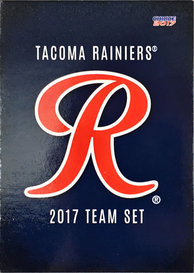 Tacoma Rainiers 2017 Team Set