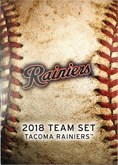 Tacoma Rainiers 2018 Team Set