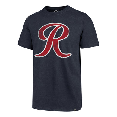 Tacoma Rainiers Navy '47 Club R Tee