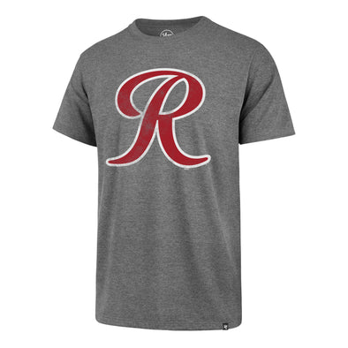Tacoma Rainiers Gray '47 Club R Tee
