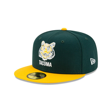 Tacoma Rainiers 59Fifty Tacoma Tigers Retro Cap
