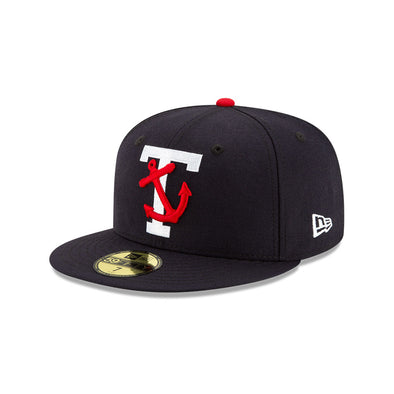 Tacoma Rainiers 59Fifty Tacoma Tugs - Anchor Cap