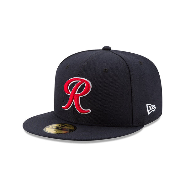 Tacoma Rainiers 59Fifty Official Navy Home Cap