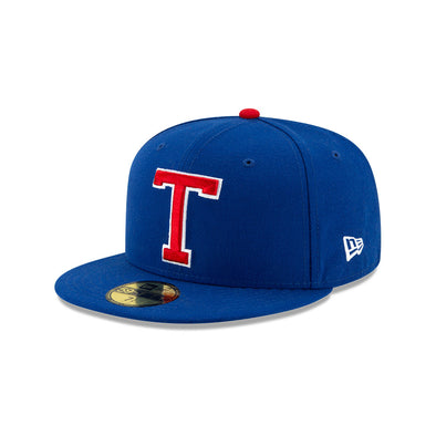 Tacoma Rainiers 59Fifty Royal T Retro Cap