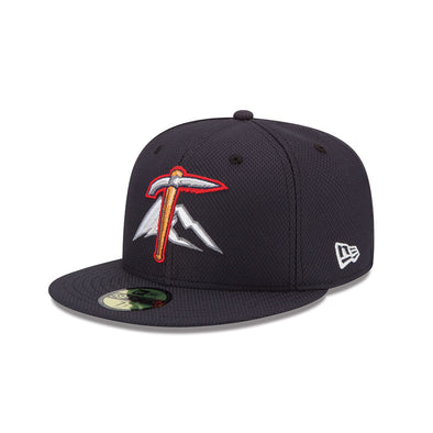 Tacoma Rainiers 59Fifty Official Batting Practice Cap