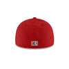 Tacoma Rainiers 59Fifty Low Profile Red Alternate Cap