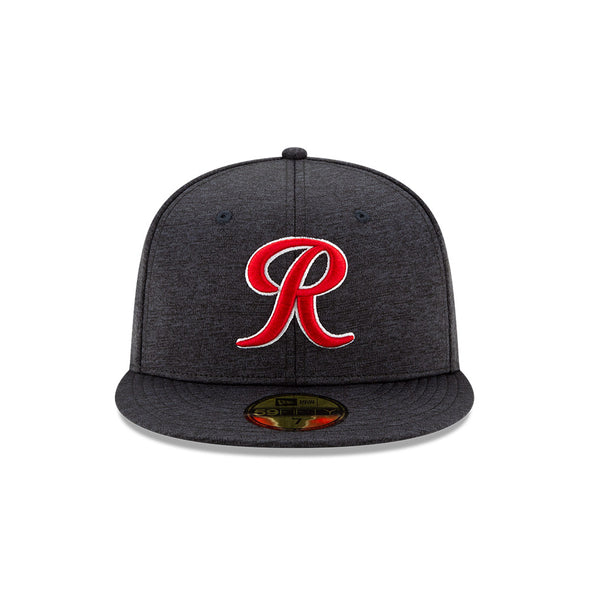 Tacoma Rainiers 59Fifty Navy Shadow Tech Red R Cap