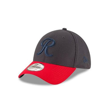 Tacoma Rainiers 39Thirty Navy Red Tone Tech Cap
