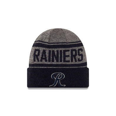 Tacoma Rainiers Gray Stripped Knit