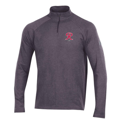 Tacoma Rainiers Charcoal UA 1/4 Zip