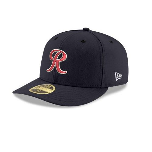 Tacoma Rainiers 59Fifty Low Profile Home Cap