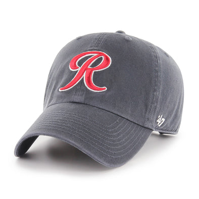 Tacoma Rainiers Vintage Navy '47 Clean Up Cap