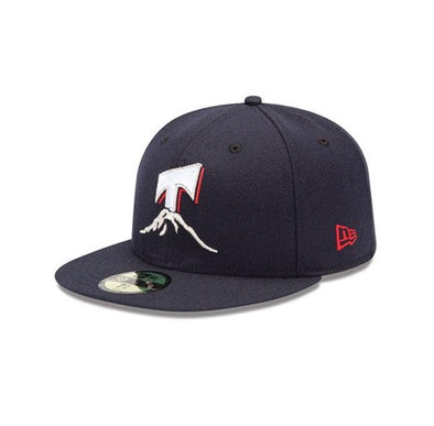 Tacoma Rainiers 59Fifty T MTN Fitted Cap