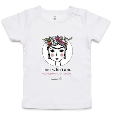 Frida I Am  - AS Colour - Infant Wee Tee