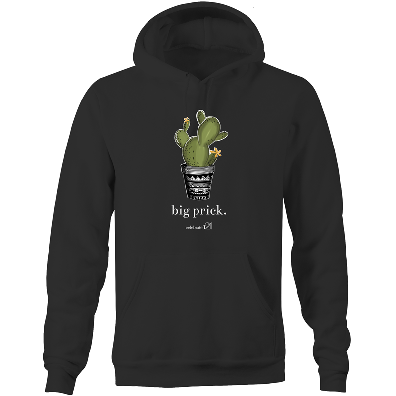 'Prickle Collection' Assorted Wording and Colours - AS Colour Stencil - Pocket Hoodie Sweatshirt