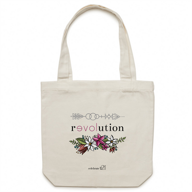 Arrow Revolution – AS Colour - Carrie - Canvas Tote Bag