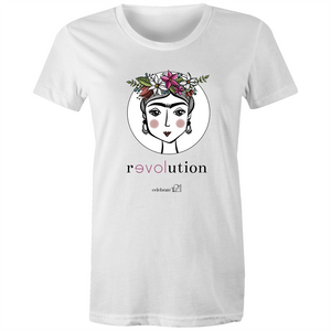 Frida Revolution – Assorted Colours - AS Colour - Women's Maple Tee