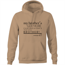 Load image into Gallery viewer, 'My Brother' - AS Colour Stencil - Pocket Hoodie Sweatshirt