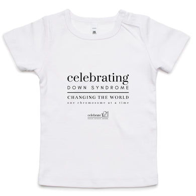 Celebrating DS - AS Colour - Infant Wee Tee