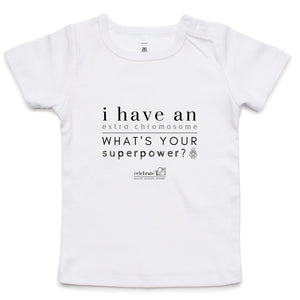 Superpower – AS Colour - Infant Wee Tee