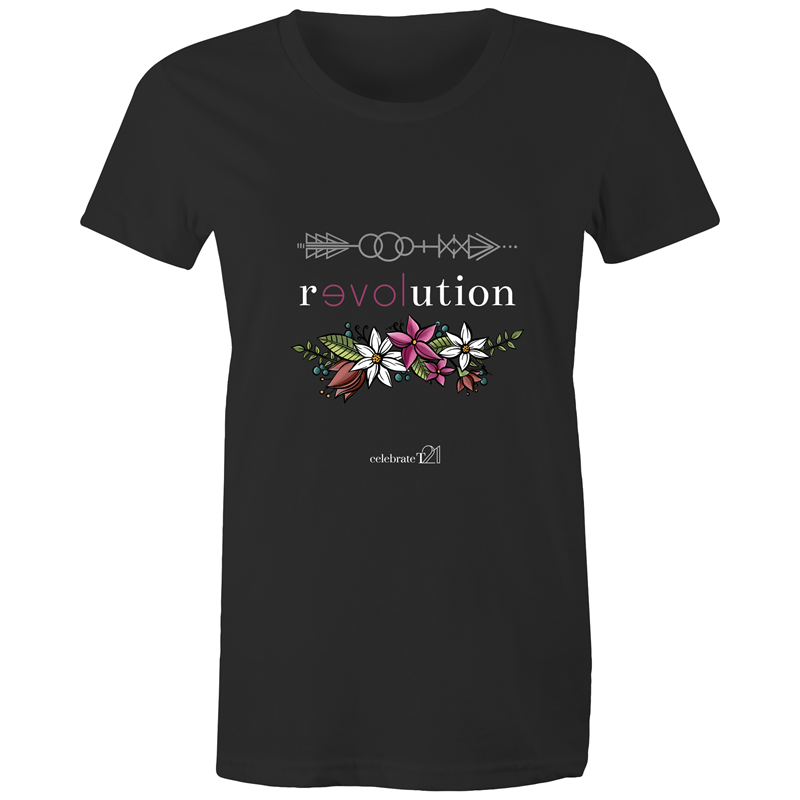 Arrow Revolution – Assorted Colours - Sportage Surf - Womens T-shirt