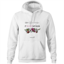 Load image into Gallery viewer, Arrow Revolution – Assorted Colours - AS Colour Stencil - Pocket Hoodie Sweatshirt