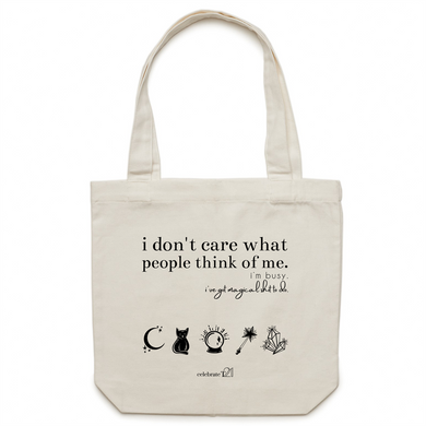 Magical Shit – AS Colour - Carrie - Canvas Tote Bag