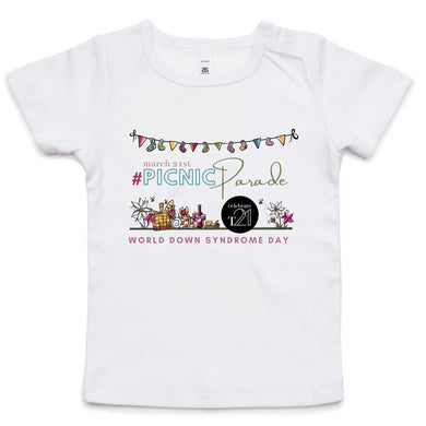 World Down Syndrome Day EVENT shirt - AS Colour - Infant Wee Tee