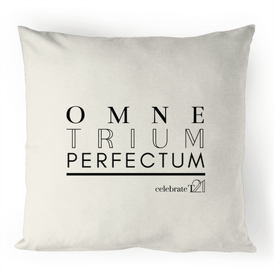 'OTP' 100% Linen Cushion Cover