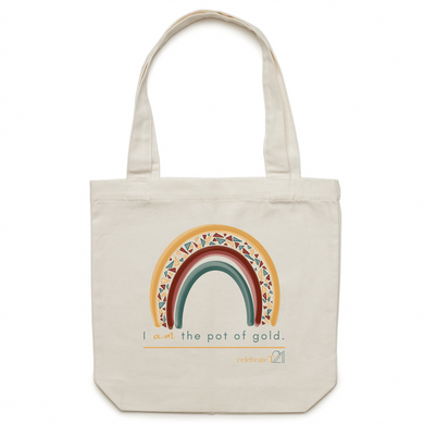 Rainbow Jewels – AS Colour - Carrie - Canvas Tote Bag