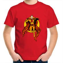 Load image into Gallery viewer, Custom Order - Super Lincoln - AS Colour Kids Youth Crew T-Shirt