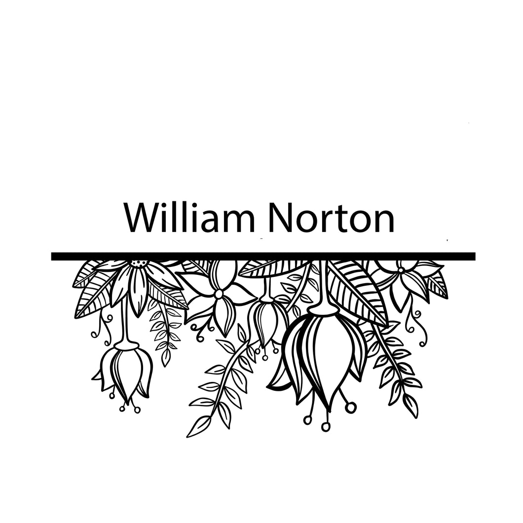 NSW William Norton