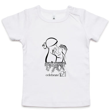 'Mother & Daughter' - AS Colour - Infant Wee Tee