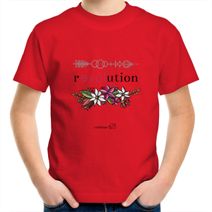 Arrow Revolution - AS Colour Kids Youth Crew T-Shirt