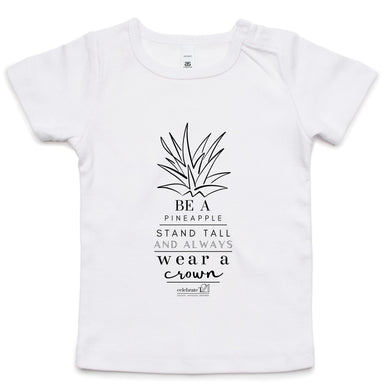 Pineapple Crown - AS Colour - Infant Wee Tee