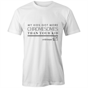 'My Kid' in Black or White - AS Colour - Classic Tee