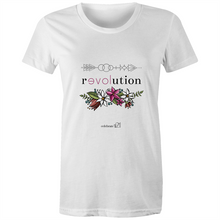 Load image into Gallery viewer, Arrow Revolution – Assorted Colours - AS Colour - Women's Maple Tee